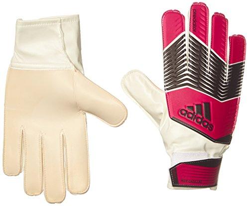 Pro Adidas Handschuhe Torwart Predator (adidas Kinder Torwarthandschuhe Predator Junior Iker Casillas, Pink/Schwarz/Weiß, 4, F87192)