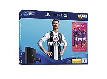 Sony PlayStation 4 Pro - 1TB FIFA 19 Bundle