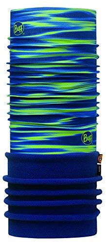 Original buff pile buff® kenney verde/Blu marino buff-Pile per uomo, multicolore, taglia: uomo, adulto