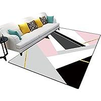 ZWD Rug, Bright Pink Haushalt Haushalt Dekoration Mädchen Zimmer Tee Tisch Hängesessel  Wohnzimmer Schlafzimmer Rechteckigen