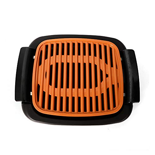 Zoom IMG-3 oukaning smokeless grill bbq set