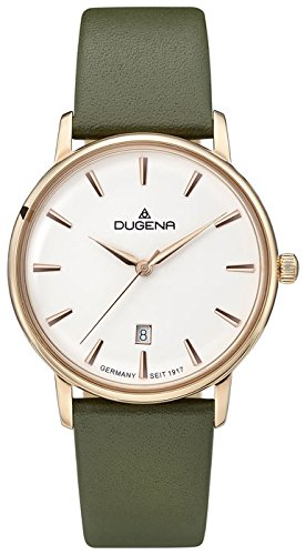 Dugena Unisex Adult Analogue Automatic Watch with None Strap 4460788