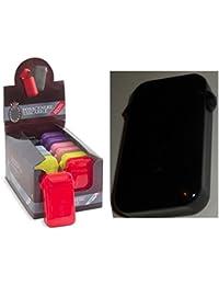 Cendriers de poche ASHTRAY disponible en différentes couleurs Brevetée fait en Italie résistant aux températures élevées. Hermétique. couleurs vives