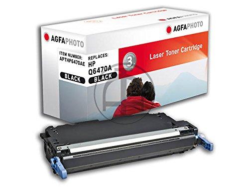 Preisvergleich Produktbild AgfaPhoto APTHP6470AE Tinte für HP CLJ3600 Cartridge, 6000 Seiten, schwarz