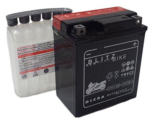 Dicra Batteria Moto YTX7L-BS