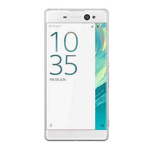 """Sony Xperia XA Ultra - Smartphone de 6"""" (SIM única, Android, NanoSIM, EDGE, GPRS, GSM, HSPA+, UMTS, LTE, 16 GB, 4 G), color blanco"""