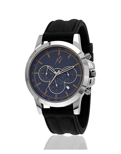 Yepme Original Chronograph Blue Dial Men's Watch - YPMWATCH1753 image