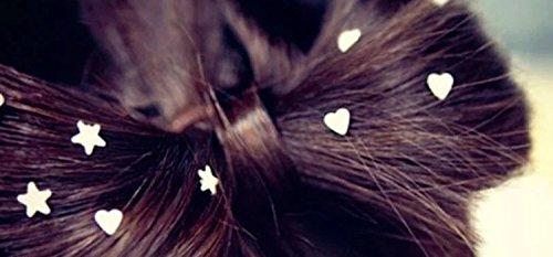 Haar Tattoos PREMIUM: So lassen Sie jetzt Ihr Haar glänzen! -> Haar Charms -> Haarschmuck -> Hochzeit Braut –> STRASSSTEINE (Hochzeit-shorts)