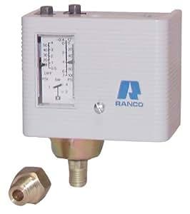 Ranco - Pressostat pour réfrigerant - 016 6703 BP - : 016.6703