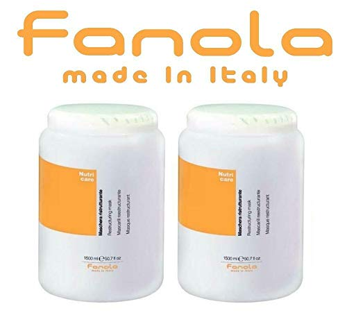 Scheda dettagliata Maschera Ristrutturante Fanola Nutri Care - 2X1500 ml