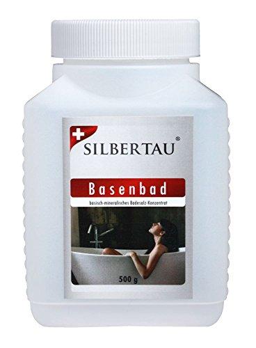 Basenbad 500g Pulver basischer Badezusatz Konzentrat (Kühlen Fußbad)