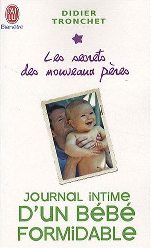 Journal intime d'un bébé formidable