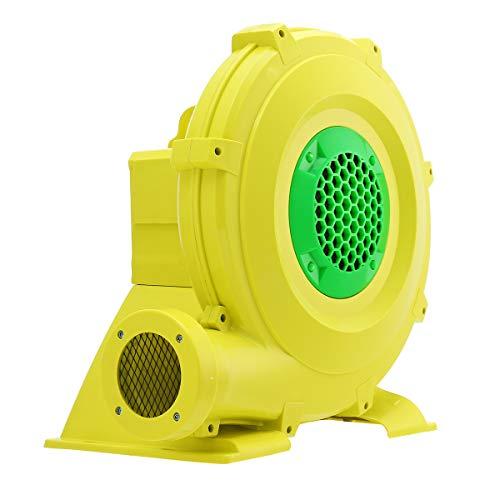 Turbina Inflador, soplador de Castillos hinchables,Motor eléctrico para inflables acuáticos, toboganes, Water Ball, Bumper Ball, zorb Ball, Kayak, Barca Hinchable ... (A - Turbina 350W)