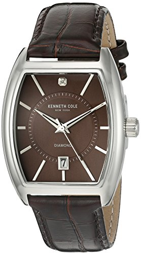 kenneth-cole-new-york-hombre-10014805-diamante-genuino-analogica-pantalla-marron-de-cuarzo-japones-r