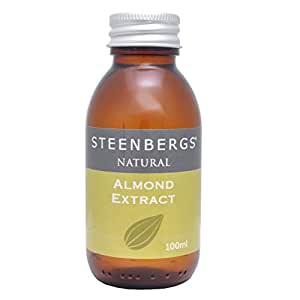 Steenbergs Natural Almond Extract 100ml