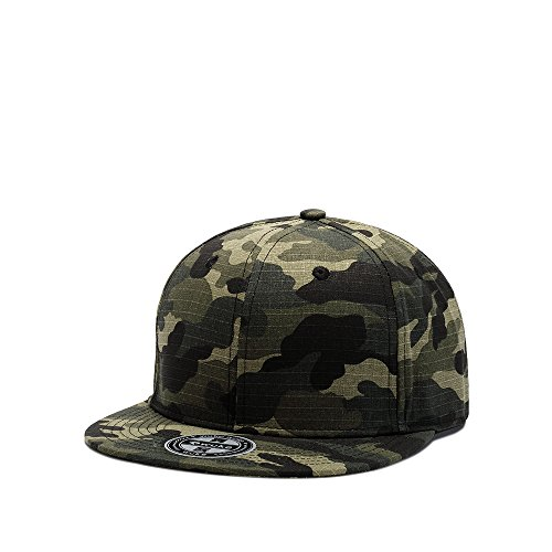JEDAGX New Camouflage Snapback Casual Baseball Hood Hiphop Hat Young Fashion Adjustable Unisex