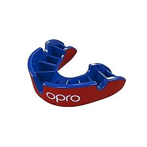 Opro Gen 4 Silver Mundschutz Kinder