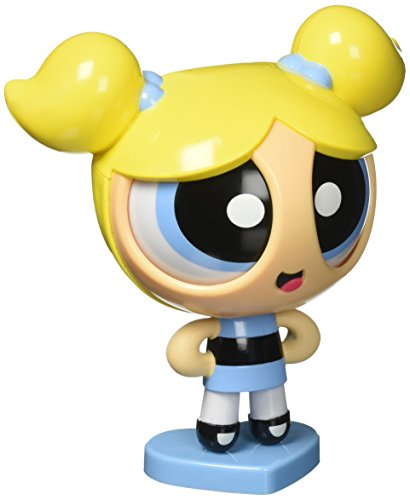 Powerpuff Girls - Action Eyes Doll - Bubbles Baby Doll Puff