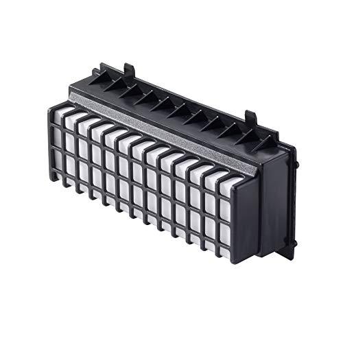 HEPA Filter für Bosch Staubsauger Relaxx'x BGS51410 / BGS51431 / BGS5330A / BGS5331 / BGS5335 alternativ Filter 00577281, 00573928 von Microsafe