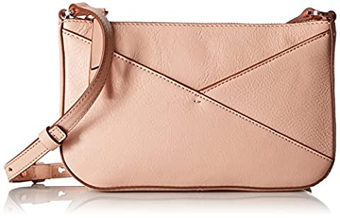 Kenneth Cole New York Orchard Simple Crossbody, Nude