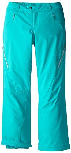 Thrill Athletic Fit Pant (Spyder Damen Thrill Athletic Fit Hose, Damen, 144406, Robins Egg, 18-Long)