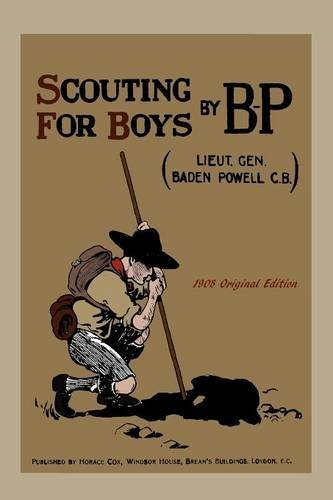 Scouting  For  Boys di Robert Baden-Powell