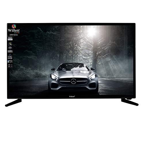 willett 80 cm (32 Inches) HD Ready LED TV WT-3200 (Black) (model_year 2018)