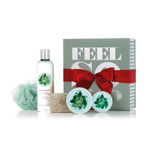 The Body Shop Fuji tè verde Festive Plettri