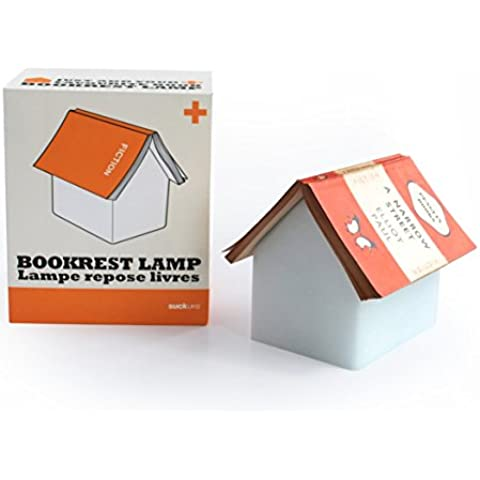 Lampada segnalibro casetta (bookrest lamp