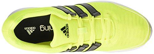 Adidas Lite Runner, Chaussures De Course Pour Homme Multicolores (volt / Noir / Blanc)
