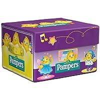 (6 paquets) esapack Pampers Progrès Boîte de étoffe tg.5 (11-25 kg), 120 couches