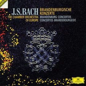 Bach brandenburg concertos by j s bach the chamber for Chamber orchestra of europe