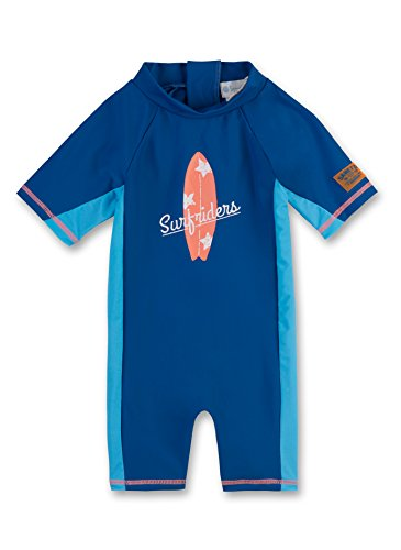 Sanetta Baby-Jungen Badehose 430314 Blau (Ocean Blue 50181), 86