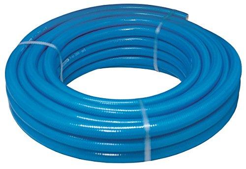 Aqua Control 41515K – Pack de 5 manguera jardín, color azul