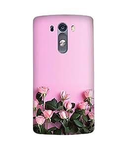 Pink Wall LG G3 Stylus Case