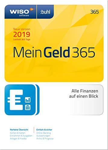 WISO Mein Geld 365 (aktuelle Version 2019) [Online Code]