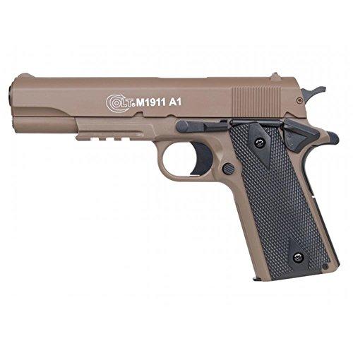 Cybergun 180126 - Corredera Metálica Pistola Airsoft Muelle, Potencia