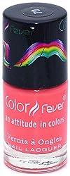 Color Fever Absolute Matt Nail lacquer - Matt Rusty Red. 0.30 Ounce