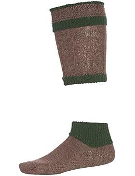 DISTLER Set: Socken und Loferl - Gr. 39/42 - 45/46