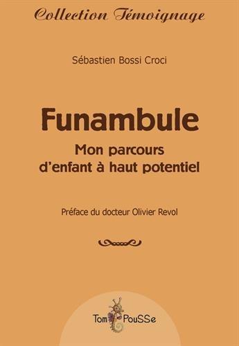 Funambule : Mon parcours d'enfant à haut potentiel par Sébastien Bossi Croci