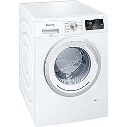 Siemens iQ300 WM14N060FF Autonome Charge avant 7kg 1400tr/min A+++ Blanc machine à laver - Machines à laver (Autonome, Charge avant, Blanc, boutons, Rotatif, Gauche, LED)