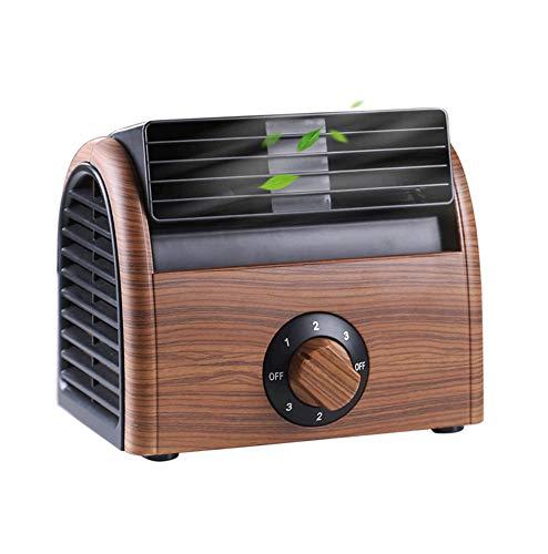 NHMP Ventilator Tischventilator Leise Fan Blattloser Ventilator, Universelle Desktop-Schlafzimmerdekoration Mit Doppeltem Verwendungszweck (Desktop-ventilator Vornado)