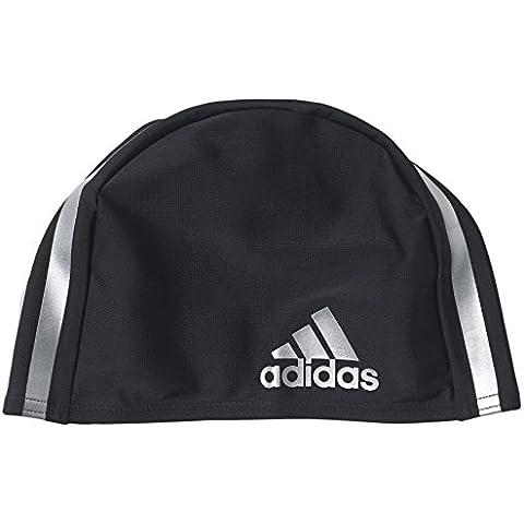 adidas INF Cap 1PC - Gorro unisex, color negro / plata, talla única