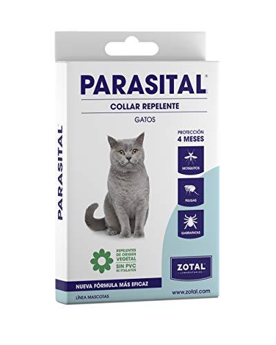 Zotal Parasital Collar Antiparasitario Gatos