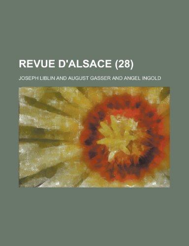 Revue D'Alsace (28)