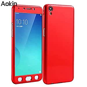 Vivo Y51 Full Cover 360 Degree from Mercator - Red