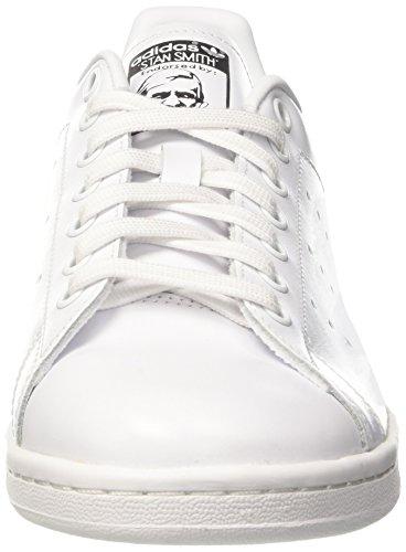 adidas Herren Stan Smith Sneakers Weiß (Footwear White/footwear White/core Black)