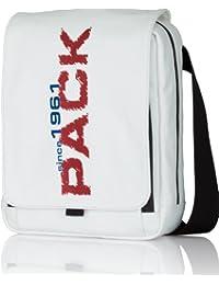 Pack Easy  Bolso bandolera, Blanco