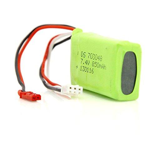 u–Akku/wiederaufladbar Akku (Lithium-Polymer, Spielzeug, multicolor, AA0300-350(AA0350) Glider 75P-51Mustang Voodoo) (Glider Spielzeug)