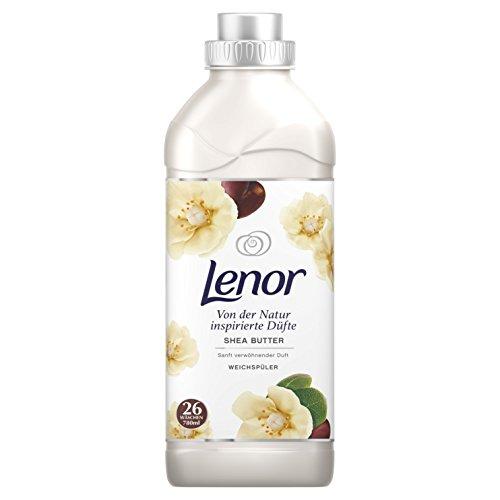 Lenor Weichspüler Shea Butter, 780 ml(26Waschladungen)